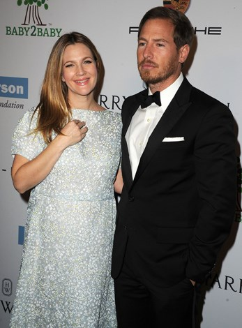 Drew Barrymore and husband Will Kopelman named their baby daughter Olive because when they discovered Drew was pregnant, that's what size the baby was.
