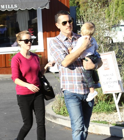 Reese Witherspoon and her second husband Jim Toth called their son Tennessee James after her home state.