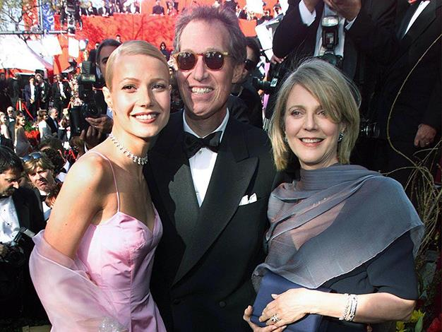 Gwyneth Paltrow was certainly destined for fame with both her parents on the Hollywood A-list. Her mother is actress Blythe Danner and her late father was film director and producer, Bruce Paltrow.