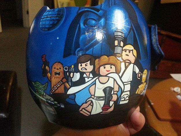 A Star Wars design.