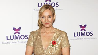Rowling penning Harry Potter spin-off trilogy