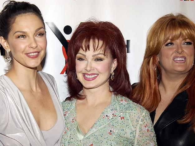 The Judd women are a force in showbiz. Matriach Naomi led the way for daughter Wynonna in the country-singing sphere while Ashley Judd went on to become an actress.