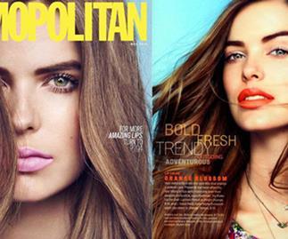 Robyn Lawley Cosmopolitan cover