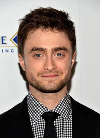 Can someone tell Daniel Radcliff that JK Rowling didn't include a scruffy moustache in Harry Potter's character description?
