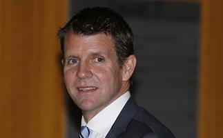 Mike Baird pays tribute to O'Farrell