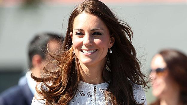 Kate Middleton, The Duchess of Cambridge at the Royal Easter Show.
