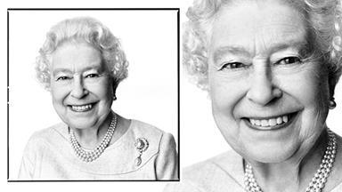 Queen Elizabeth marks 88th birthday with smiling portrait