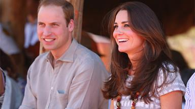 Prince William and Kate Middleton welcomed in Northern Territory