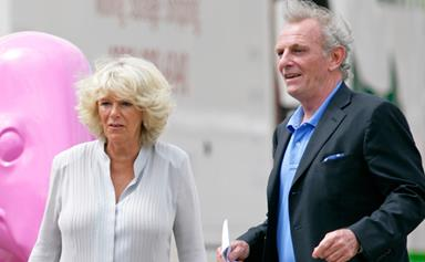 Camilla Parker-Bowles' brother, Mark Shand, dies
