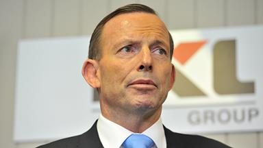 Tony's tax cuts his credibility