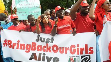 Countries help to find Nigerian girls