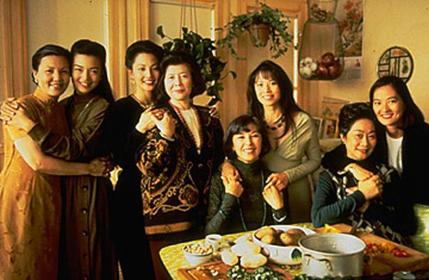 **'The Joy Luck Club' 1993:** This story, based on the novel of the same name, explores the struggles of a group of women trying to make a life for themselves as the wade through the demands of traditional Chinese and American culture.