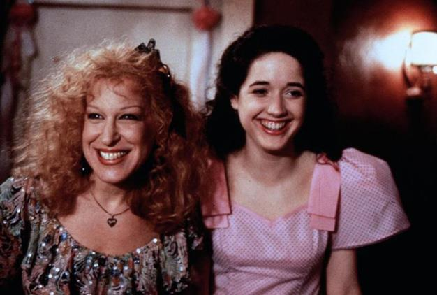 **'Stella' 1990:** Stella, played by Bette Midler is a feisty waitress at a bar who becomes a single mother after falling pregnant following a tryst with a doctor. But as the story goes, her little girl's father eventually enters the scene wanting a relationship with his daughter and it's then when Stella must make some tough decisions for the good of her family.