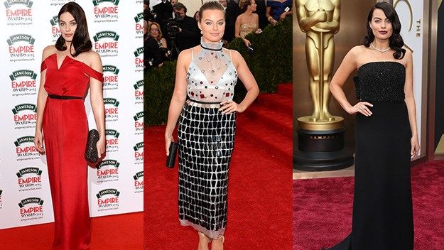 Margot Robbie's best fashion looks
