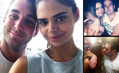 David Jones model Samantha Harris' fiancé jailed over fatal crash