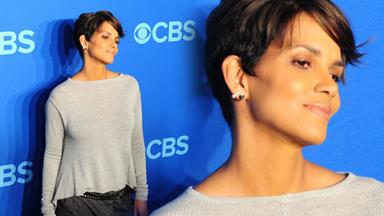 New mother Halle Berry looking gorgeous at 47