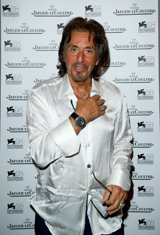In 2001 Al Pacino welcomed twins Anton James and Olivia Rose with actress Beverly D'Angelo.