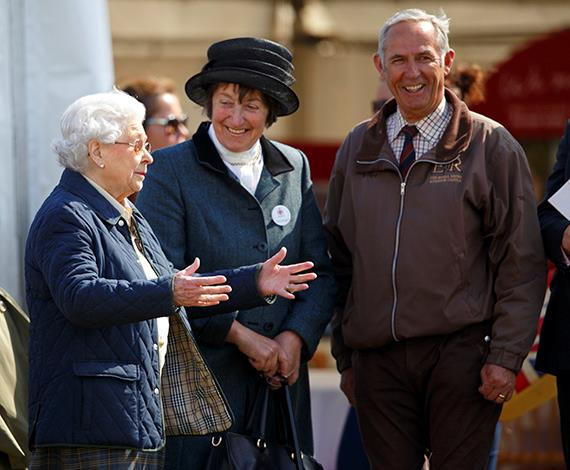 The Queen is passionate about horses and a keen breeder. Photo: Indigo