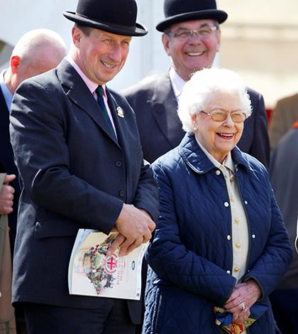 The Queen grew up around horses and continues to pursue her favourite pastime. Photo: Indigo