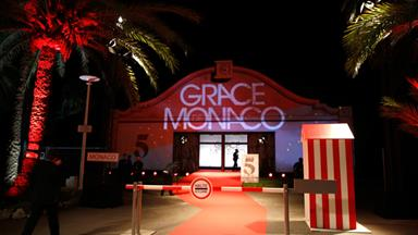 """Celebrities attend """"Grace of Monaco"""" after party"""