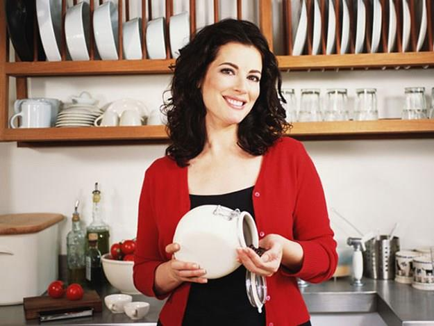 Celebrity chef Nigella Lawson has had her share of success and tragedy.