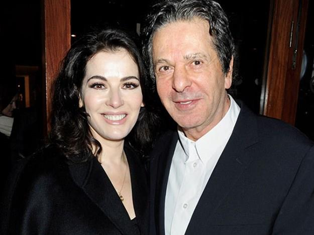 Nigella married billionaire Charles Saatchi almost ten years ago, and divorced him last year.