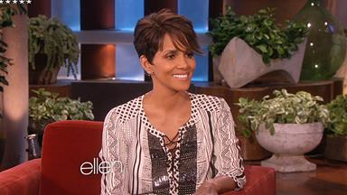 Halle Berry thought she would never have another baby