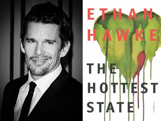 As well as writing screenplays, Ethan Hawke has published two novels and an article for Rolling Stone magazine.