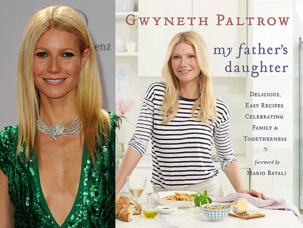 The Academy-Award winning actress and avid foodie shares a collection of recipes and photographs celebrating the joy of preparing food for loved ones, a passion that she inherited from her father.