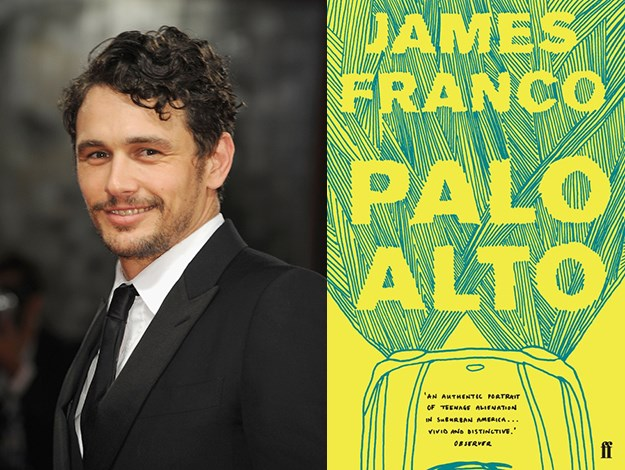 Named after James Franco's home town of Palo Alto, California, this book is a collection of linked short stories and was published in 2010.