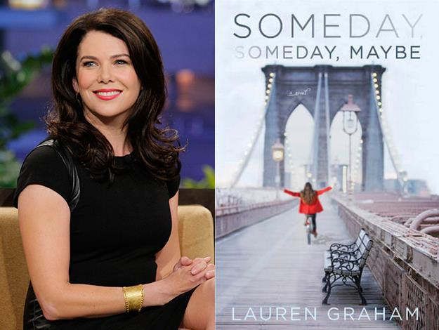Lauren Graham, the star of Gilmore Girls and Parenthood, has written a chick-lit book about a struggling young actress trying to get ahead―and keep it together―in New York City.