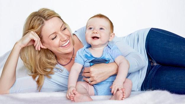 "TV host Leila McKinnon, 41, this week gave birth to a new baby girl. Layla and her husband, David Gyngell had their first child, a boy, Edmund ""Ted"" McKinnon Gyngell, in October 2011."