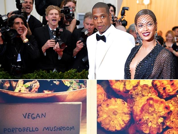 "Jay-Z and Beyoncé jumped on the 22-day vegan challenge bandwagon, saying it was a ""spiritual and physical cleanse"". They got into it, posting plenty of photos of their vegan meals on Instagram, but didn't stick with it."