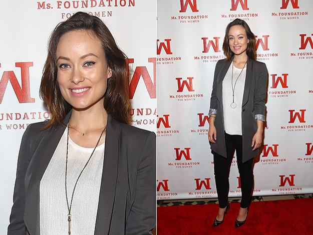 "Olivia Wilde says: ""[Being vegan] is not always easy and accessible. But it's a way of life and makes me as a person feel really good and physically look better."" She briefly abandoned it during her pregnancy but says she'll go back to veganism."