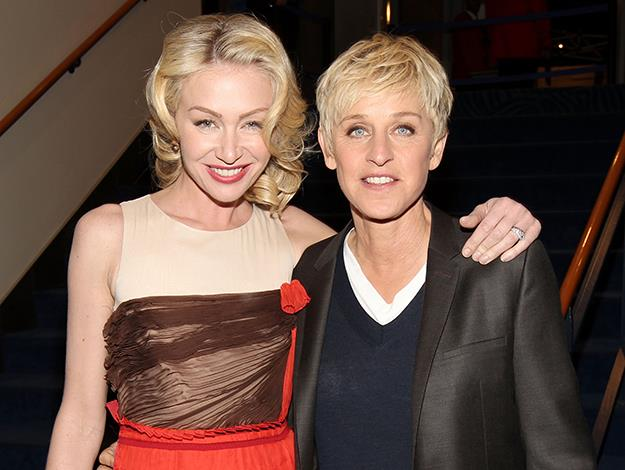 "Ellen's wife and actress Portia de Rossi is also committed to a cruelty-free lifestyle: ""It feels like such a compassionate choice. We are such animal lovers, why stop short of cows and chickens? It didn't make any sense."""