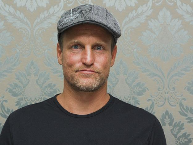 Woody Harrelson is a long-time vegan and advocated for a raw food diet and medicinal herbs. The actor also uses only solar power at his house, making him a bona fide eco-celeb.