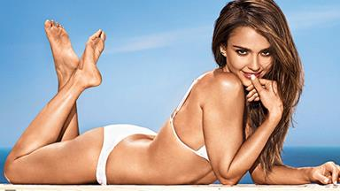 """Jessica Alba in Entertainment Weekly: """"I'm healthy for the right reasons"""""""
