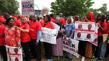 Nigerian girls found but not rescued