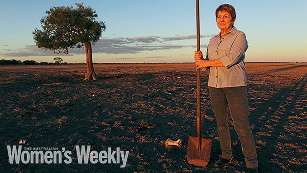 Farmer Anne Kennedy