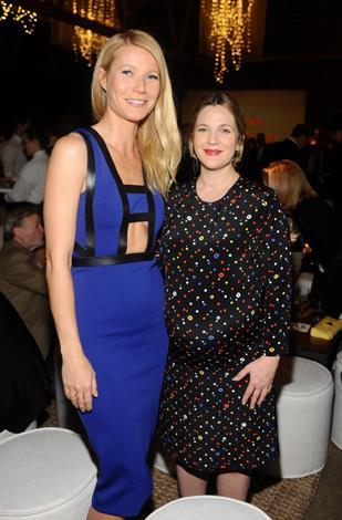 Gwyneth counts Drew Barrymore as a close pal.