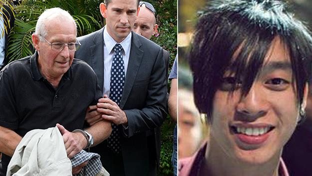 Roger Rogerson is taken into custody and Jamie Gao.