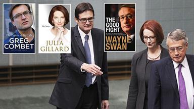 Bookshelves will bend under the weight of Gillard government memoirs