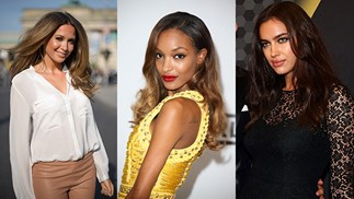 Mandy Capristo, Jourdan Dunn, Irina Shayk