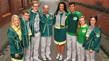 Commonwealth Games uniforms revealed