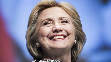 Hillary Clinton over Lewinsky scandal