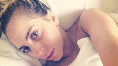 Gaga dares to go bare