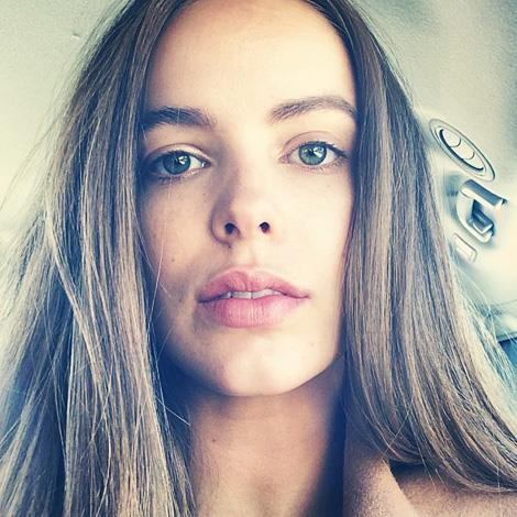 """""""Keeping it natural for castings,"""" wrote Aussie model Robyn Lawley."""