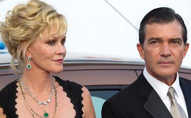 Melanie Griffiths and Antonio Banderas divorce