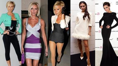 Victoria Beckham: her style evolution