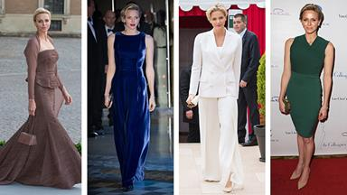 Princess Charlene: Monaco's most stylish